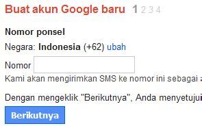buat akun google dihp daftar cara buat akun google buat email baru di gmail