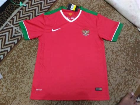 Jersey Timnas Indonesia Home Gread Ori jersey timnas indonesia home 2016 2017 jersey bola grade ori murah