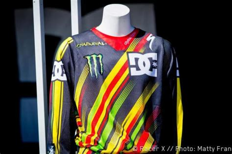 dc motocross gear dc tld debut custom gear racer x