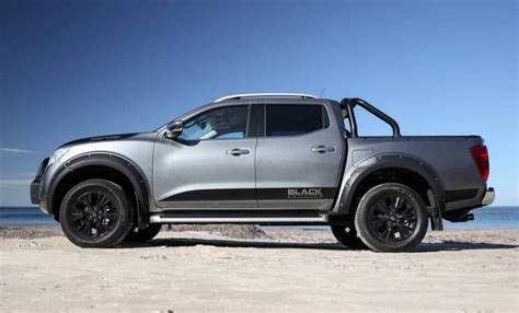 nissan navara 2017 2017 nissan navara n sport black edition now on sale in