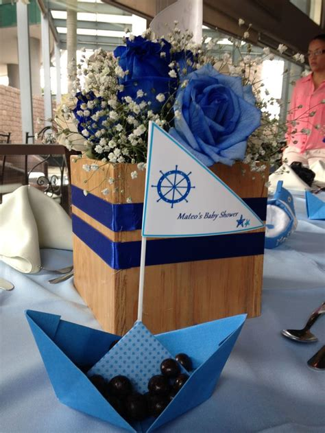 sailor themed centerpieces 26 best images about baby shower ideas on sailor theme anchors and nautical baby