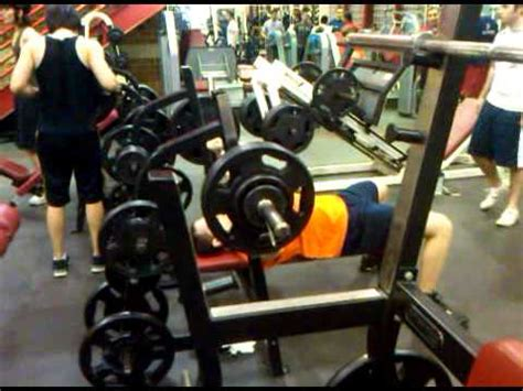 175 bench press 250 lb bench press pr at 175 bw 1 43xbw youtube