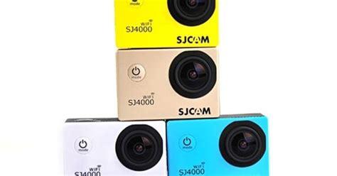 Dan Spesifikasi Kamera Sjcam 4000 Berita Elektronik Spesifikasi Kamera Mungil Sjcam 4000