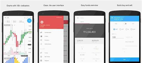 mobil stock zerodha kite mobile app review for 2018 features