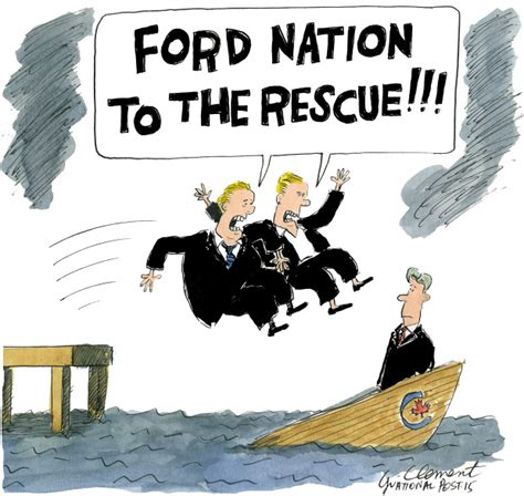 Picture Post Nation 16 by Gary Clement Ford Nation To The Electoral Rescue