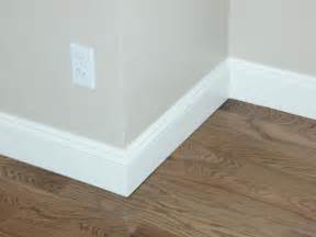 Modern Baseboard Styles interior drywall trim and paint options on baseboard molding styles