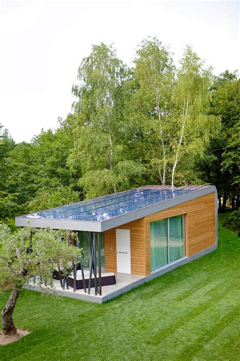 small eco houses eco friendly home green zero house modern home design