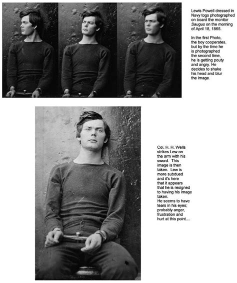 abraham lincoln lewis biography lewis thornton powell