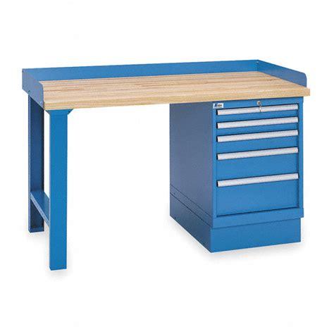 lista work bench lista workbench butcher block 30 quot depth 35 1 4 quot height