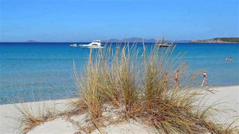 le dune porto pino il mare e le dune di porto pino