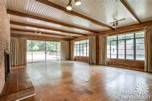 1954 texas time capsule house original cork floors