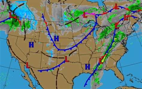us weather on map weather map weather