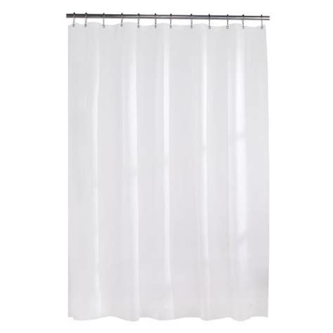walmart shower curtain liner mainstays superior heavyweight peva shower curtain liner