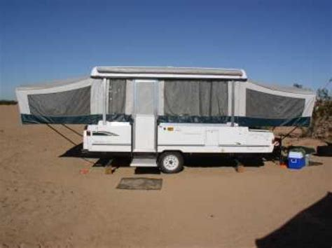 peoria tent and awning recreational vehicles tent trailers 2000 coleman grand