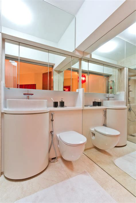 bathtub singapore hdb 7 hdb bathrooms that are both practical and luxurious