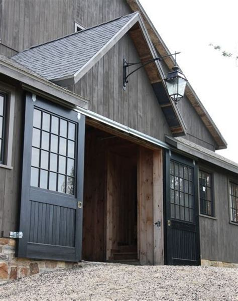 Exterior Barn Door 25 Best Ideas About Exterior Barn Doors On Pinterest Rustic Barn Doors Contemporary Basement