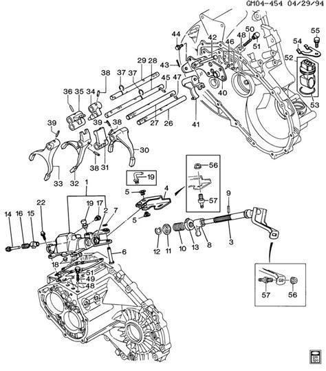 transmission control 2001 pontiac sunfire spare parts catalogs chevy 3 spd manual transmission diagram imageresizertool com