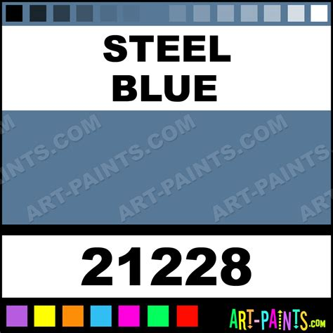 steel blue renaissance dual tipped paintmarker marking pen paints 21228 steel blue paint
