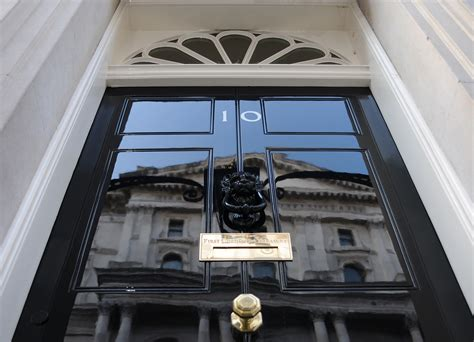 10 downing front door redesigning no 10 downing history of government