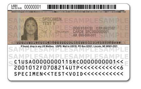 uscis to issue redesigned u.s. green cards capitol