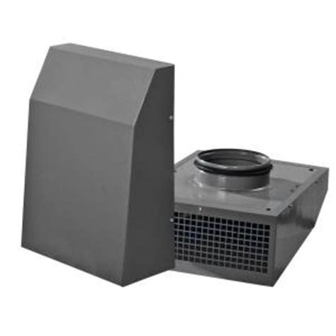 Kitchen Exhaust To Outside Vents 306 Cfm Power 8 In Wall Mount Exterior Centrifugal