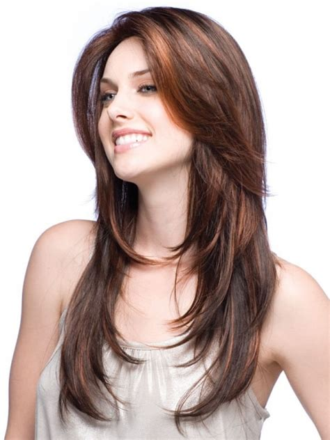 long layered feathered hairstyles layered feathered hairstyles for long hair matched 2016