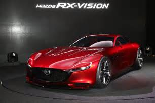 Madza Rx Mazda Rx Vision And Now The Bad News Motor Trend