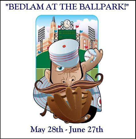 Twilightning Bedlam Japan Pressing bedlam at the ballpark the all american melodrama