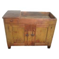 Painted dry sink at 1stdibs
