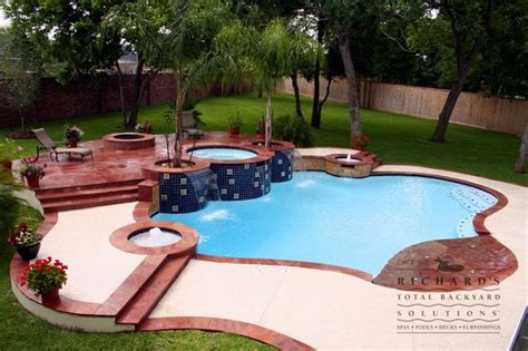 richards backyard solutions 883 best dream pools images on pinterest architecture