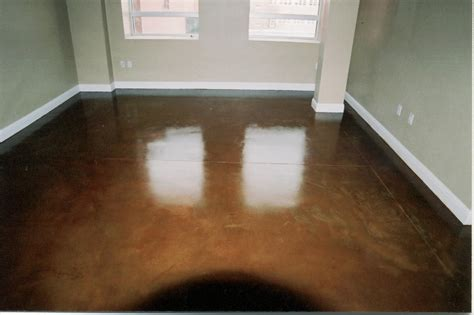 Concrete Stained Floors by Stained Concrete Floors Front Range Decorative Concrete