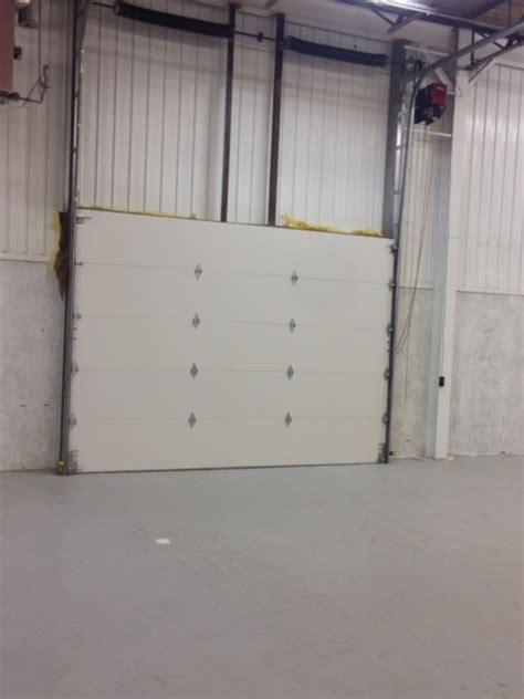 Raise Garage Door Tracks by Commercial Garage Door Gallery The Jaydor Company