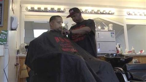 childrens haircuts charlottesville va greene county barber provides free haircuts to job seekers