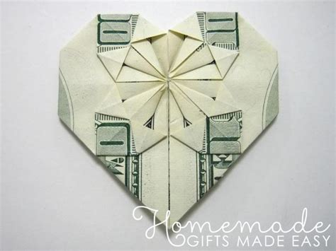 How To Make Origami Money - decorative money origami tutorial and picture