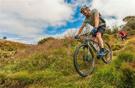 bike riding pilot wilderness mountain bike ride cascade hut to barry