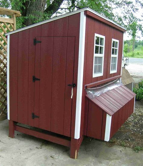 Small Backyard Chicken Coops Small Backyard Chicken Coops
