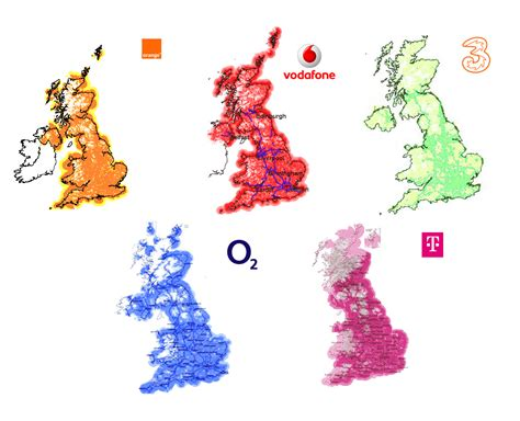 mobile phone coverage uk choosing the right mobile network for your new iphone 4s