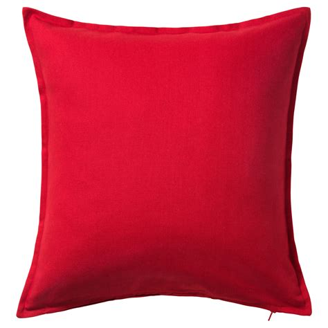 cusion covers gurli cushion cover red 50x50 cm ikea