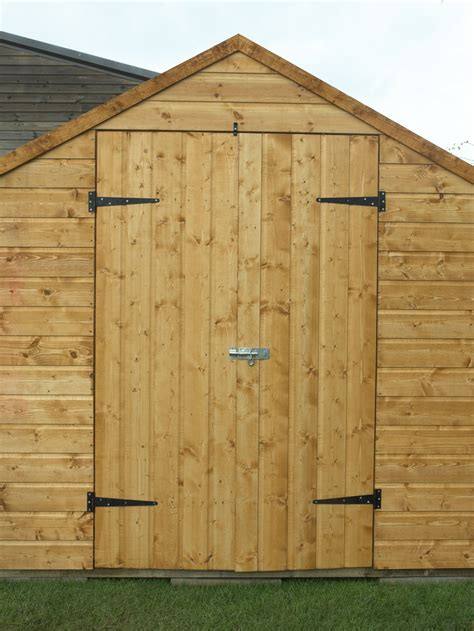 Standard Shed Sizes by Buying A Shed