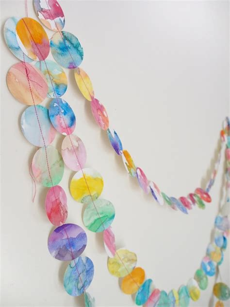 watercolor diy watercolor baby shower ideas pretty my