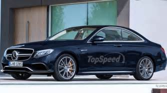 2017 mercedes e class coupe rendering