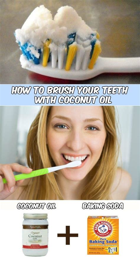 brush teeth with coconut 1000 ideas about coconut pulling on