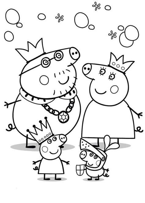imagenes para colorear imprimir dibujos peppa pig para imprimir y colorear dibujos para