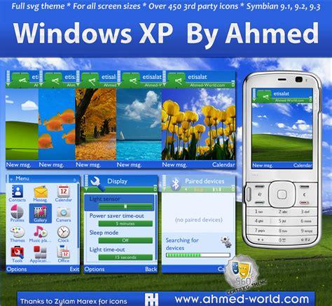 nokia 5233 themes windows xp windows xp by ahmed by ahmedworld on deviantart