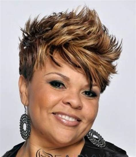 african american spiked wigs african american short hairstyles featuring photos