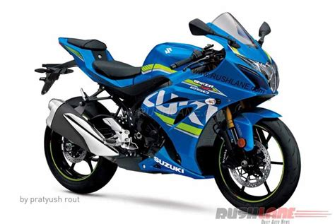 Suzuki Gixxer Rendering Suzuki Gixxer 250 Looks Sharp Inspired By
