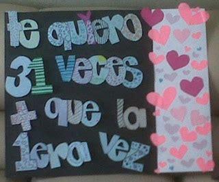 imagenes de carteles de amor para mi novia hechos a mano regalos originales para mi novio regalos para aniversario