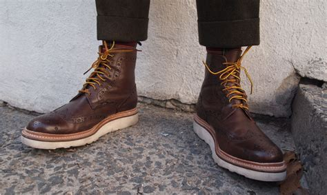 brown leather boots s fashion