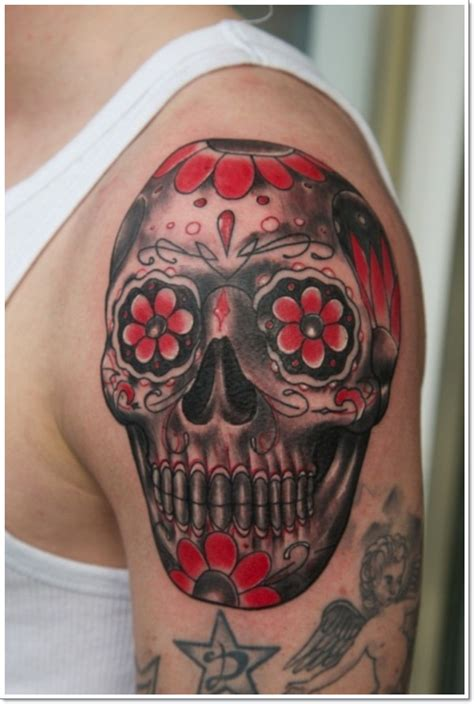 mexican skull tattoo designs 42 dramatic mexican tattoos a look into the world of