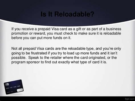 Can You Reload Visa Gift Cards - how to reload a prepaid visa card